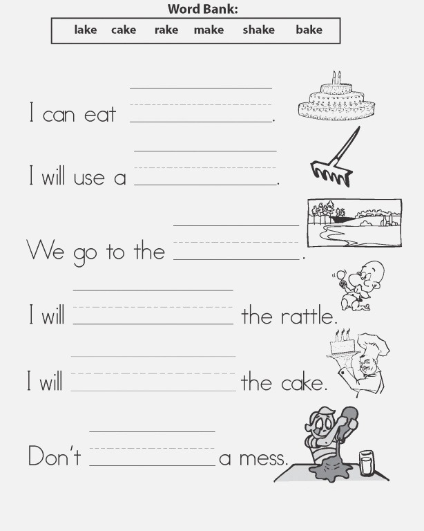 1st Grade English Worksheets Best Coloring Pages for Kids